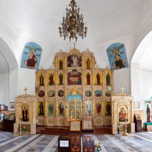 Одинцовка. Храм святого Александра Невского — на Оби