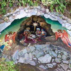 Чемал. Церковь Иоанна Богослова на острове Патмос