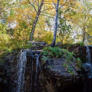 Урочище Че-Чкыш — водопад Че-Чкыш