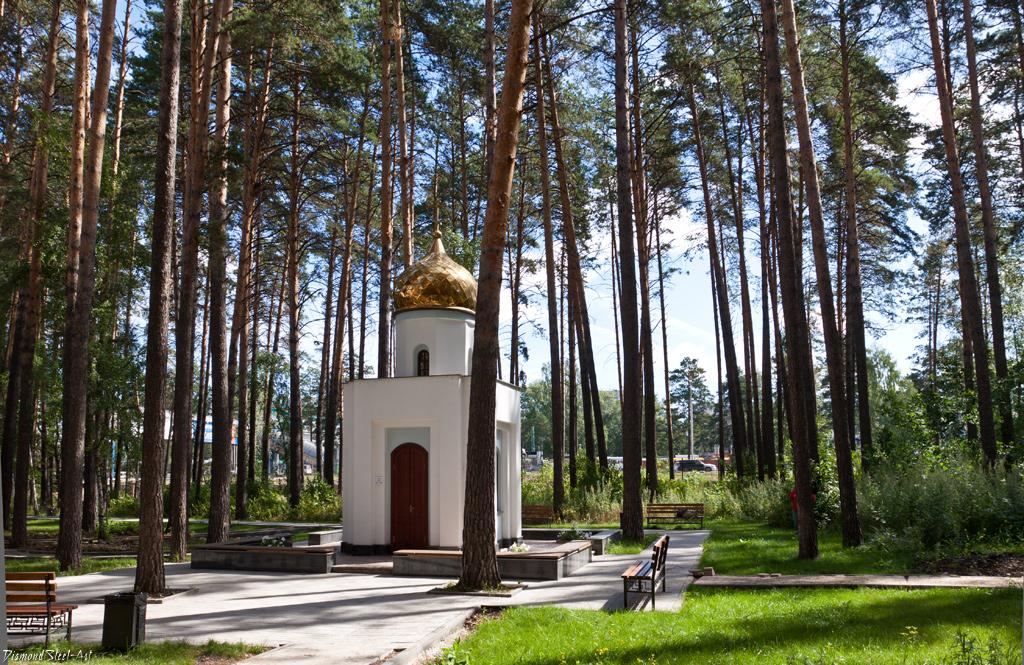 Новосибирск. Часовня Луки, архиепископа Крымского