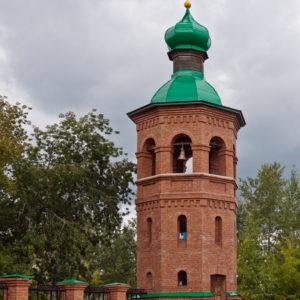 Барнаул. Церковь Богоявления Господня при Александро-Невском соборе