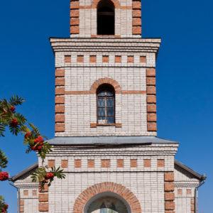 Тальменка. Церковь Сошествия Святого Духа