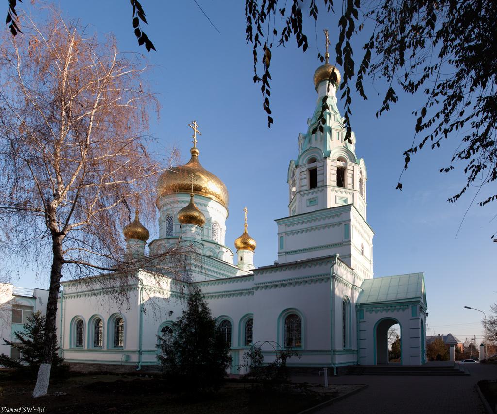 Ростов-на-Дону. Церковь во имя святого преподобного Серафима Саровского