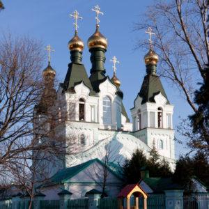 Ростов-на-Дону. Церковь Троицы Живоначальной