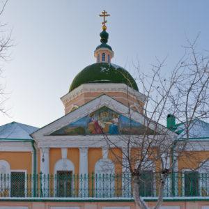 Астрахань. Церковь Иоанна Златоуста
