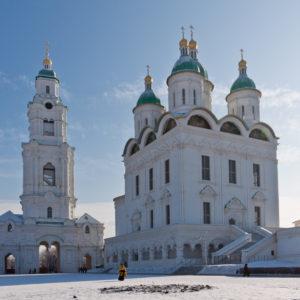 Астрахань. Собор Успения Пресвятой Богородицы