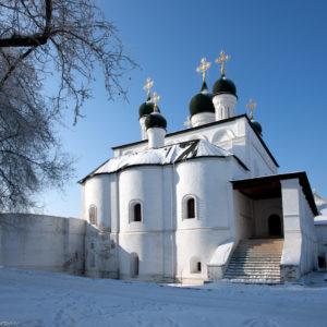 Астрахань. Собор Троицы Живоначальной