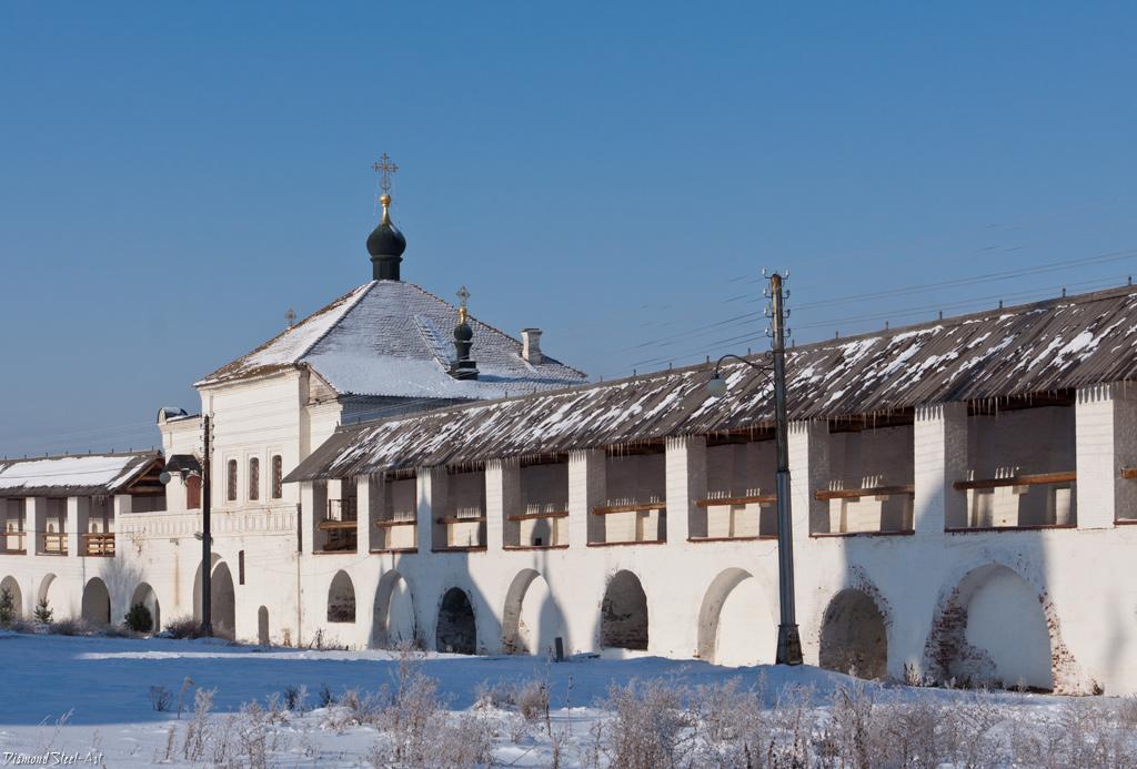 Астрахань. Церковь Николая Чудотворца на Вратах