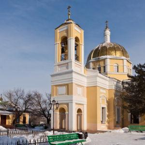 Элиста. Кафедральный собор Казанской иконы Божьей Матери