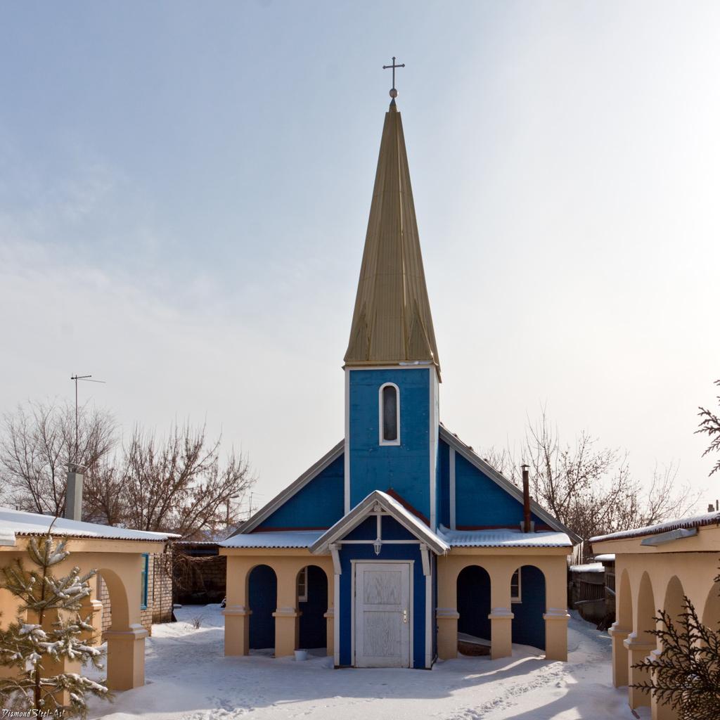 Элиста. Приход Святого Франциска Ассизского