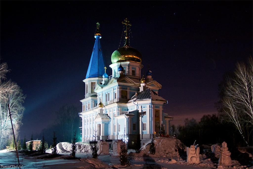 Краснообск. Приход в честь иконы Божией Матери «Казанская»