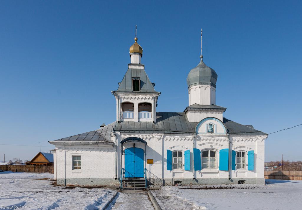 Шарап. Церковь Рождества Христова