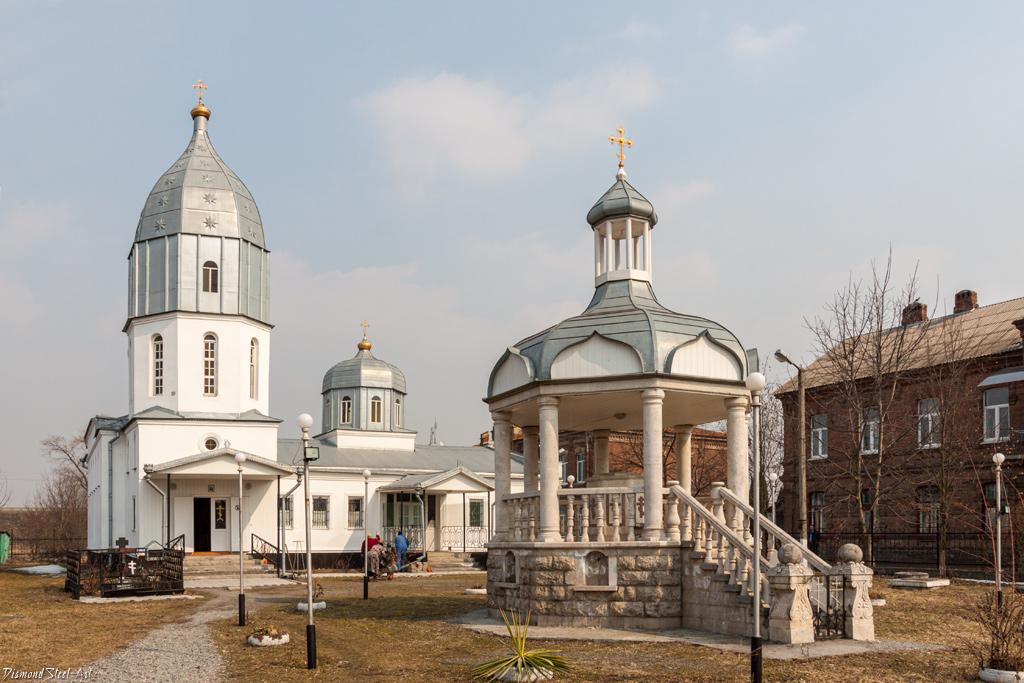 Беслан. Церковь Георгия Победоносца