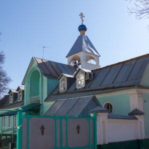 Нальчик. Церковь Святого Симеона Столпника