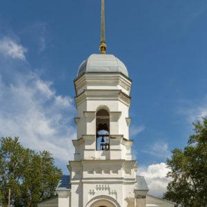 Чингис. Церковь Петра и Павла