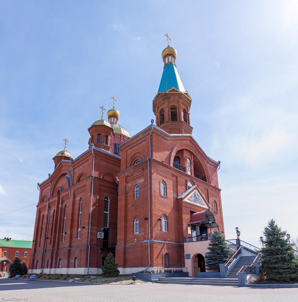 Краснодар. Церковь Рождества Христова