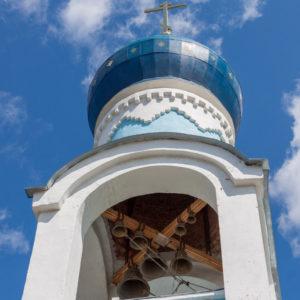 Новошилово. Церковь Иконы Божией Матери «Спорительница Хлебов»