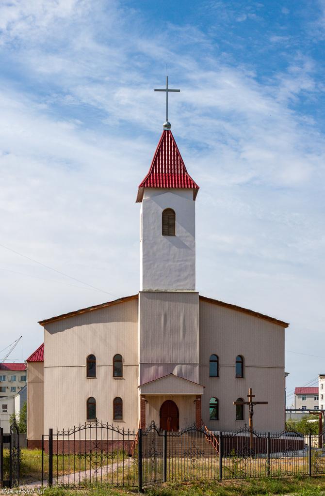 Якутск. Приход Христа-Солнце Правды Римско-Католической Церкви г. Якутска