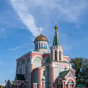 Абакан. Церковь Константина и Елены