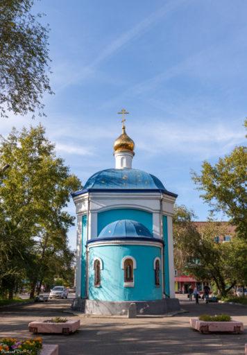 Абакан. Церковь Иконы Божией Матери «Знамение»
