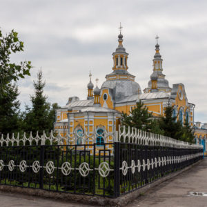 Минусинск. Собор Спаса Нерукотворного