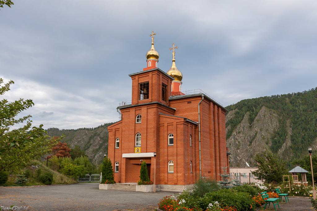 Черемушки. Церковь Вознесения Господня