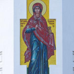 Мариинск. Часовня Анастасии Узорешительницы