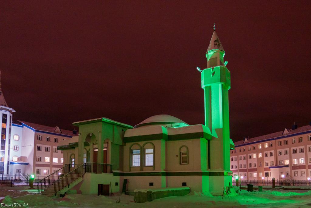 Салехард. Мечеть Маулюд