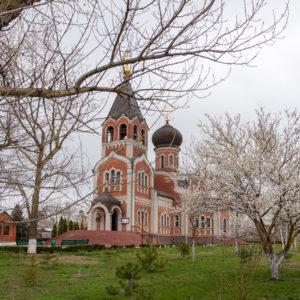 Темрюк. Церковь Михаила Архангела