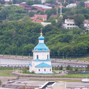 Чебоксары. Церковь Успения Пресвятой Богородицы