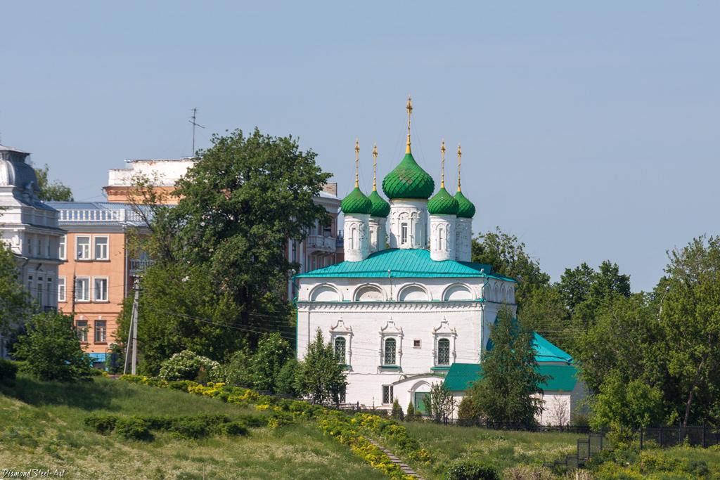 Чебоксары. Церковь Михаила Архангела