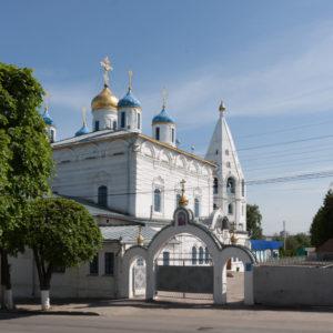 Чебоксары. Собор Введения Пресвятой Богородицы во Храм