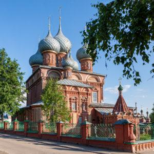 Кострома. Церковь Воскресения Христова