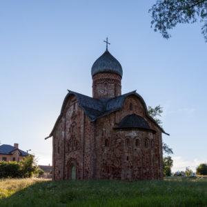Великий Новгород. Церковь Петра и Павла в Кожевниках