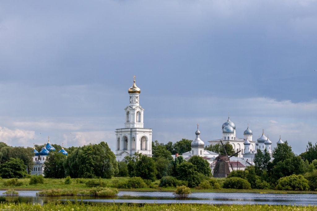 Юрьево. Юрьев мужской монастырь