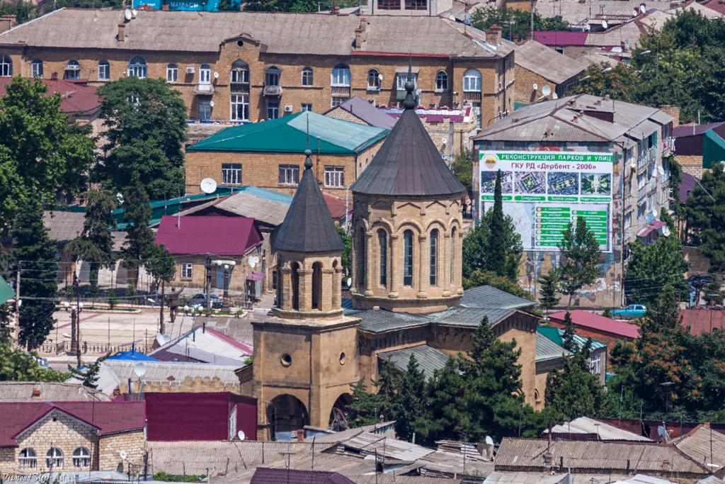Дербент. Армянская церковь Святого Всеспасителя