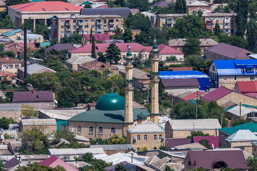 Дербент. Центральная Джума-мечеть