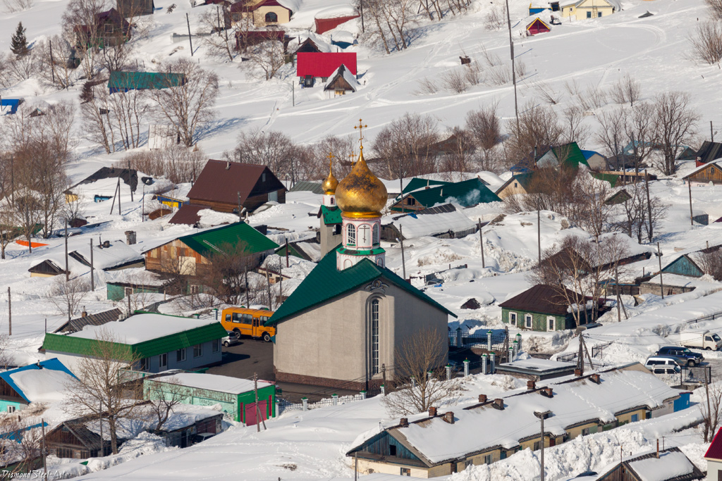 Петропавловск-Камчатский. Церковь Петра и Павла