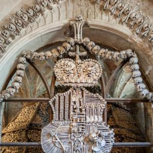 Седлец. Костёл Всех Святых или Костница в Седлеце (Kostel Všech svatých)