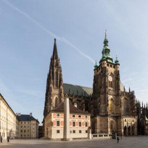 Прага. Собор Святого Вита, Вацлава и Войтеха