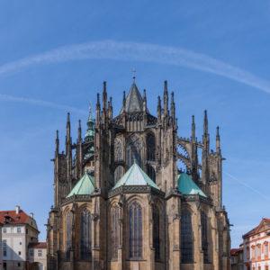 Прага. Святого Вита, Вацлава и Войтеха