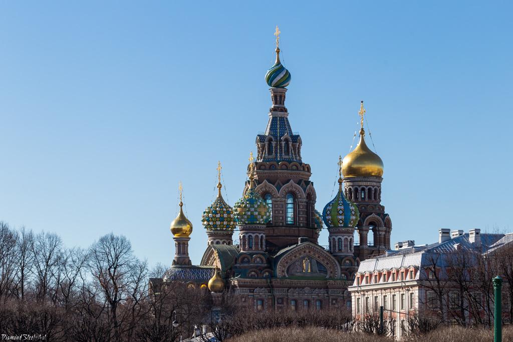 Санкт-Петербург. Собор Воскресения Христова