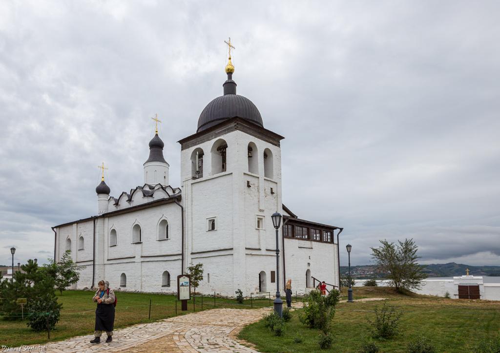 Свияжск. Церковь Сергия Радонежского в Иоанно-Предтеченском Свияжском монастыре
