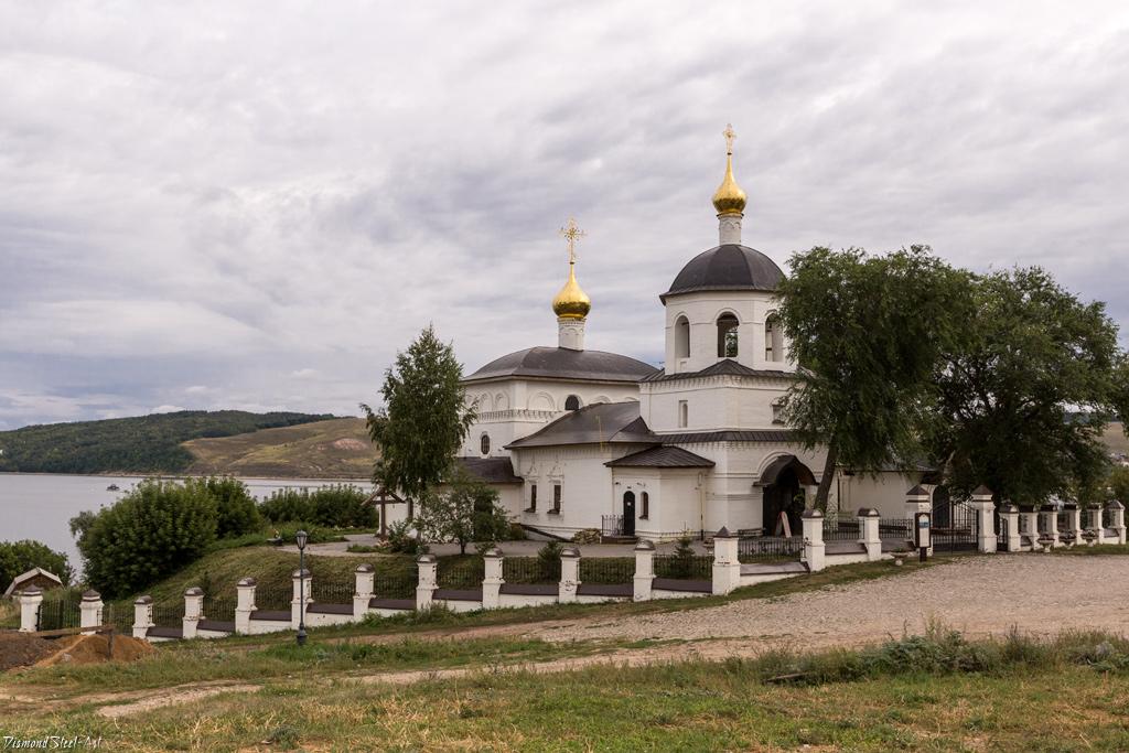 Свияжск. Церковь Константина и Елены