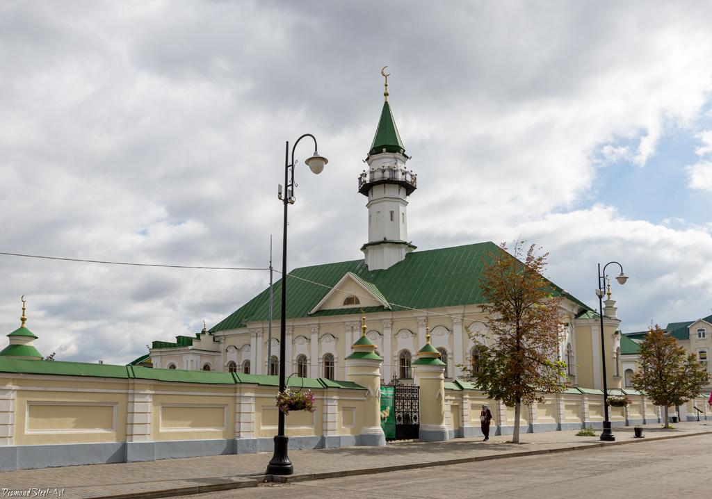Казань. Мечеть Аль-Марджани