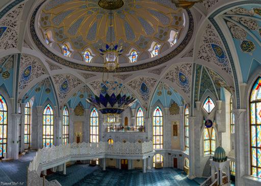 Казань. Мечеть Кул Шариф
