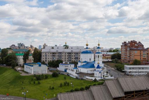 Казань. Церковь Параскевы (Пятницы) Великомученицы