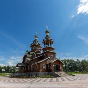 Бердск. Церковь Богоявления Господня
