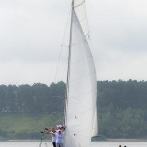 """Парусная гонка """"SibRegatta Local Race"""" 22–23 июля 2017"""