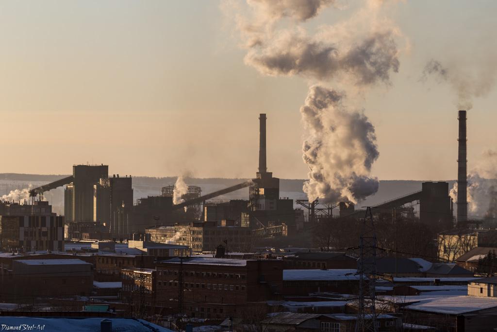 Заводский район города Кемерово